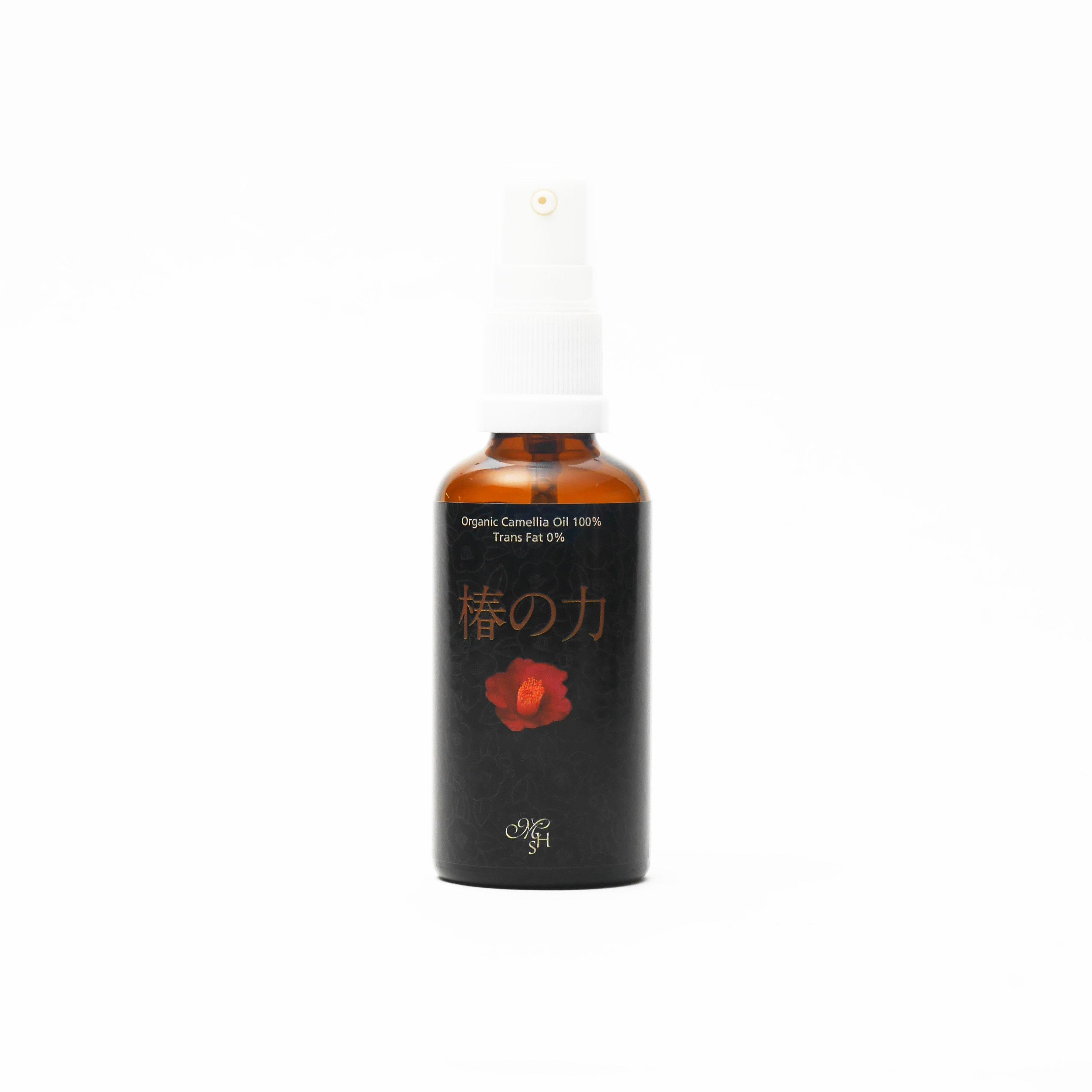 椿の力 ゼラニウムの香